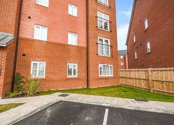 Thumbnail 2 bed flat for sale in Kenneth Close, Prescot