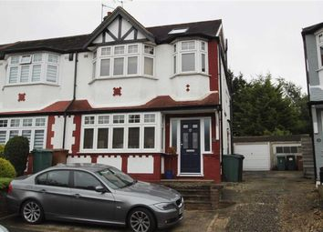 Thumbnail 5 bedroom end terrace house for sale in Beech Hall Crescent, London
