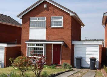 Thumbnail 3 bed detached house to rent in Copeland Avenue, Clayton, Newcastle-Under-Lyme