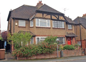 Thumbnail 3 bed semi-detached house for sale in Bray Road, Guildford