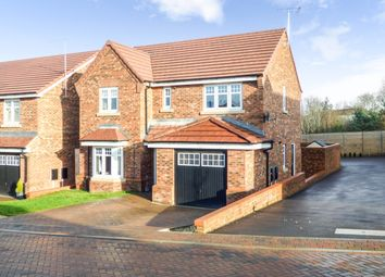 Thumbnail 4 bed detached house for sale in Nightingale Grove, Alfreton, Derbyshire