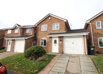 Thumbnail 3 bed detached house for sale in Houting, Dosthill, Tamworth