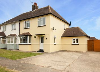 Thumbnail 3 bed semi-detached house for sale in Claremont Street, Herne Bay, Kent