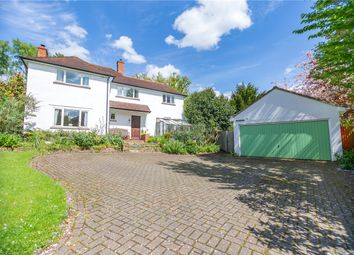 Thumbnail 3 bed detached house for sale in Higgs Lane, Bagshot