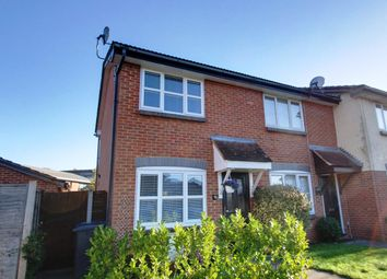 Thumbnail 2 bed end terrace house for sale in Derwent Road, Egham, Surrey