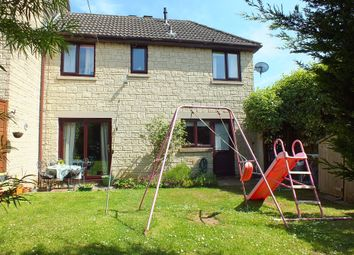 Thumbnail 3 bed terraced house for sale in Woodhouse Close, Cirencester