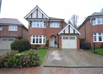 Thumbnail 3 bed detached house for sale in Armstrong Road, Luton