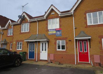 Thumbnail 2 bedroom terraced house for sale in Gaulden Grove, Pontprennau, Cardiff