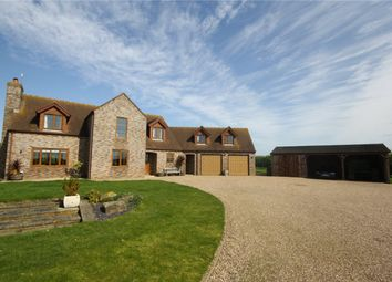 Thumbnail 3 bed detached house for sale in Fen Road, Digby, Lincoln, Lincolnshire