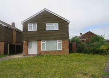 Thumbnail 4 bed detached house for sale in Drake Close, Mudeford, Christchurch