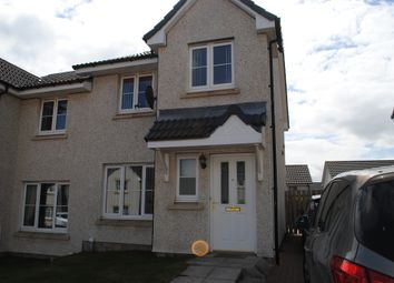 Thumbnail 3 bed flat to rent in Provost Milne Gardens, Arbroath, Angus
