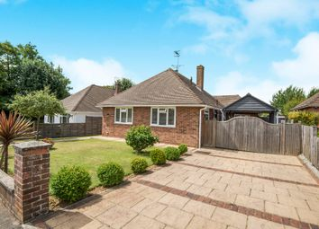 Thumbnail 2 bed detached bungalow for sale in The Gorseway, Bexhill-On-Sea