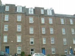 Thumbnail 1 bed flat to rent in Parker Street Fourth Left, Dundee