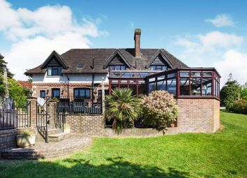 Thumbnail 4 bed detached house for sale in Hailsham Road, Heathfield, East Sussex, United Kingdom