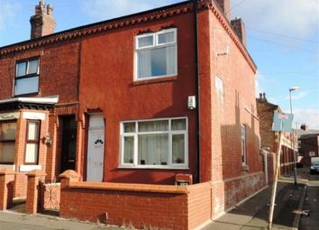 Thumbnail 3 bedroom end terrace house for sale in Parkdale Avenue, Sunny Brow Park, Manchester
