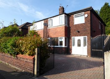 Cringle Road, Heaton Chapel, Stockport M19. 3 bed semi-detached house