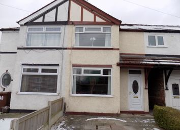 Thumbnail 2 bed end terrace house for sale in Cromwell Road, Northwich