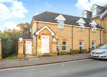 Thumbnail 2 bedroom flat for sale in Collins Court, Lower Park Road, Loughton, Essex