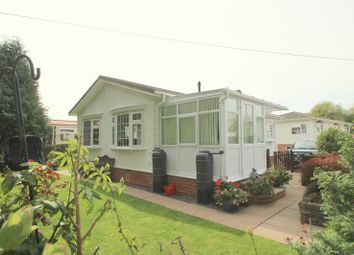 Thumbnail 2 bed mobile/park home for sale in Hunt Hall Lane, Welford On Avon, Stratford-Upon-Avon