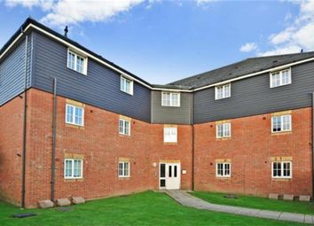 Thumbnail 2 bed flat for sale in 17 Carter Close, Hawkinge, Folkestone