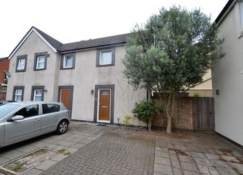 Thumbnail 1 bed semi-detached house for sale in Bowden Close, Feltham