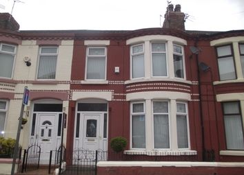 Thumbnail 3 bed terraced house to rent in Wharncliffe Road, Stoneycroft, Liverpool