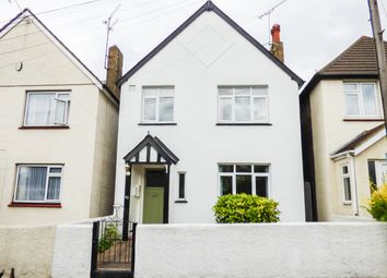 Thumbnail 3 bedroom detached house for sale in Cecil Road, Gravesend, Kent