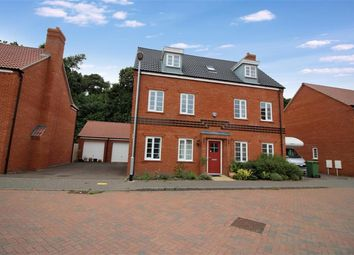 Thumbnail 5 bedroom detached house for sale in Blackhill Wood Lane, Costessey, Norwich