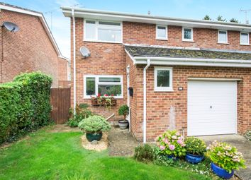 Thumbnail 3 bed semi-detached house for sale in Beechwood, Fordingbridge