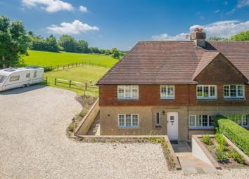 Thumbnail 4 bed semi-detached house for sale in Newick Lane, Heathfield