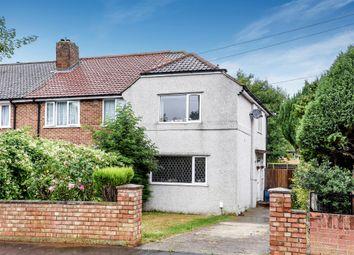 Thumbnail 2 bedroom semi-detached house for sale in Overbury Crescent, New Addington, Croydon