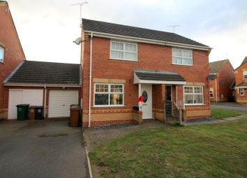 Thumbnail 3 bed semi-detached house to rent in Bren Way, Hilton, Derby