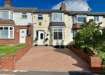 3 bed terraced house for sale in Aubrey Road, Quinton, Birmingham B32