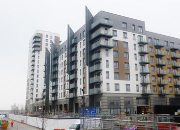 Thumbnail 2 bedroom flat for sale in Peninsula Quay, Victory Pier, Gillingham, Kent