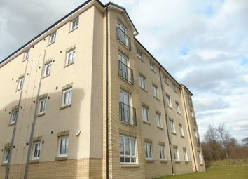 Thumbnail 2 bed flat for sale in Cambridge Crescent, Crystal Park, Clarkston, Airdrie, North Lanarkshire