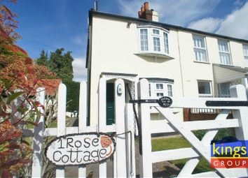 Thumbnail 2 bed cottage for sale in Rose Cottages, Honey Lane, Waltham Abbey