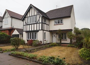 Thumbnail 4 bed detached house to rent in Hillview Road, Hatch End, Pinner