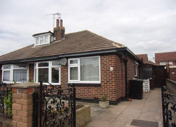 Thumbnail 2 bed semi-detached bungalow to rent in Kennerleigh Walk, Leeds