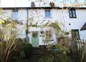 Thumbnail 2 bed terraced house for sale in North Stroud Lane, Petersfield, Hampshire