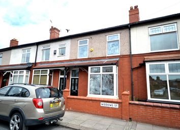 Thumbnail 3 bed terraced house for sale in Widdows Street, Leigh