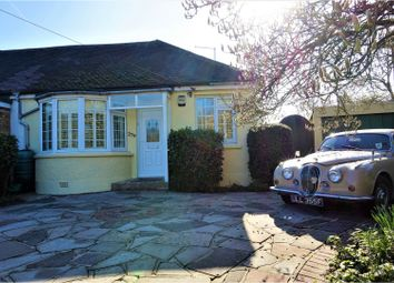Thumbnail 2 bed bungalow for sale in Chelmsford Road, Shenfield