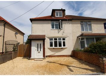 3 bed semi-detached house for sale in Sydney Avenue, Hamble, Southampton SO31