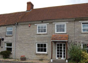 Thumbnail 2 bed terraced house to rent in The Cross, Baltonsborough, Glastonbury