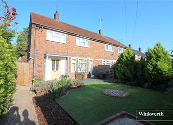 Stilton Path, Borehamwood, Hertfordshire WD6. 3 bed end terrace house