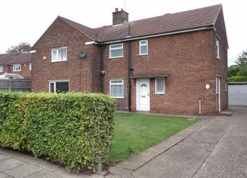 Thumbnail 2 bed semi-detached house to rent in Davies Avenue, Sutton-In-Ashfield