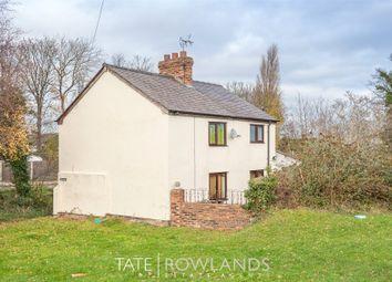 Thumbnail 4 bed detached house for sale in Chester Road, Oakenholt, Flint, Flintshire