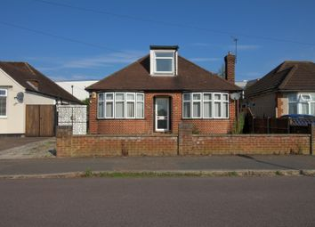 Thumbnail 3 bed bungalow for sale in Mixes Hill Road, Luton
