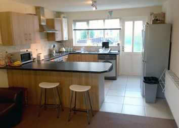 Thumbnail 6 bed semi-detached house to rent in Francis Street, Nottingham