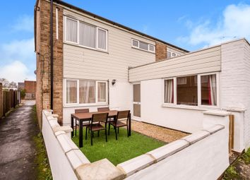 Thumbnail 4 bed end terrace house for sale in Somerville Way, Aylesbury