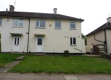 Thumbnail 3 bed semi-detached house to rent in Halifax Drive, Leicester